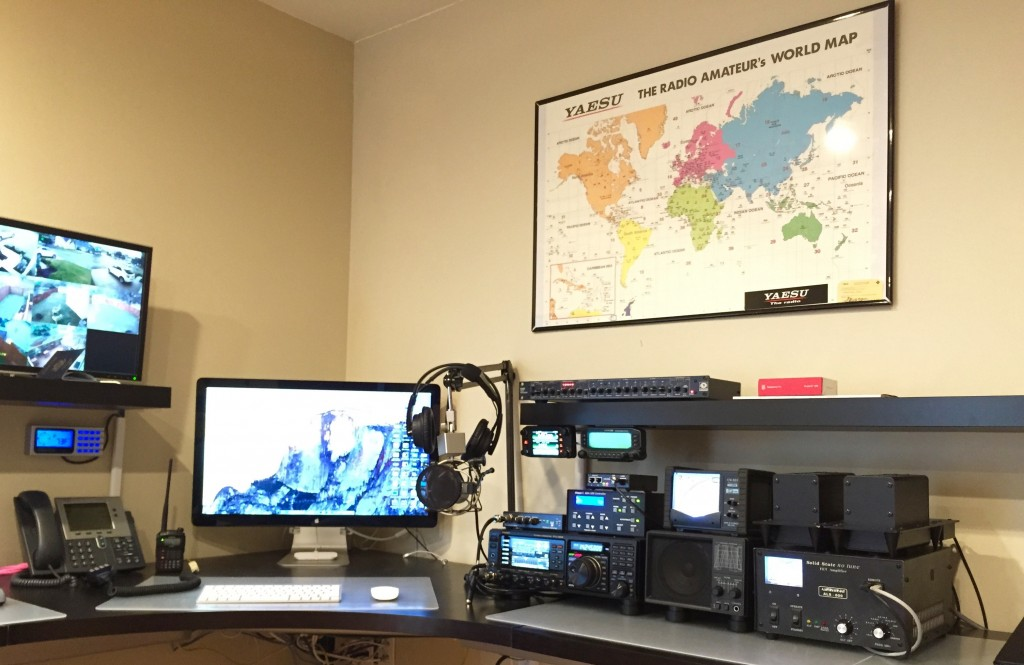 KP4IP Radio Desk