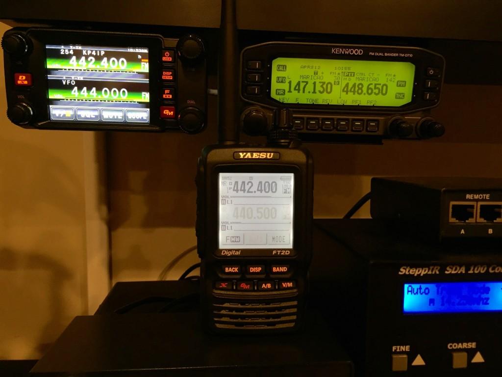 KP4IP VHF/UHF Rigs